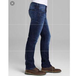 Joe's Jeans   The Brixton Dark wash Slim Fit Jean
